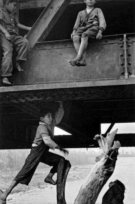 Magnum Photos Photographer Portfolio.  Sergio Larrain
