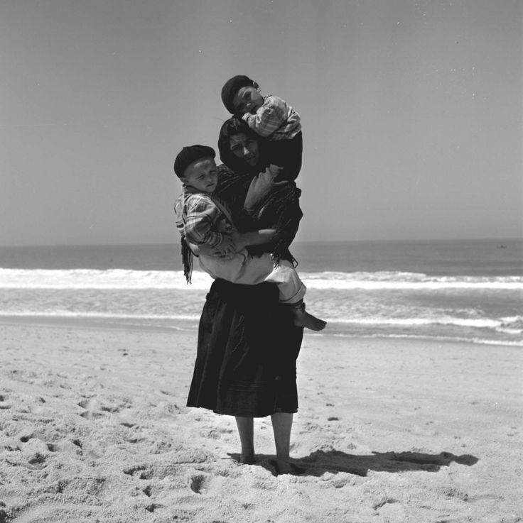 Portugal, Nazaré. 1954/57, Artur Pastor