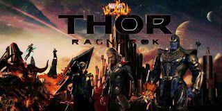 Games/PlayStatyon/Movie/News: Thor: Ragnarok ( 2017 )