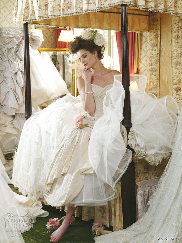 Ian Stuart Wedding Dress 2012 — Killer Queen Bridal Collection