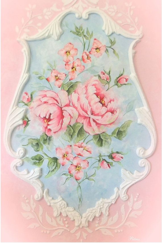Hey, I found this really awesome Etsy listing at https://www.etsy.com/listing/247134126/french-rococo-decorative-shabby-chic