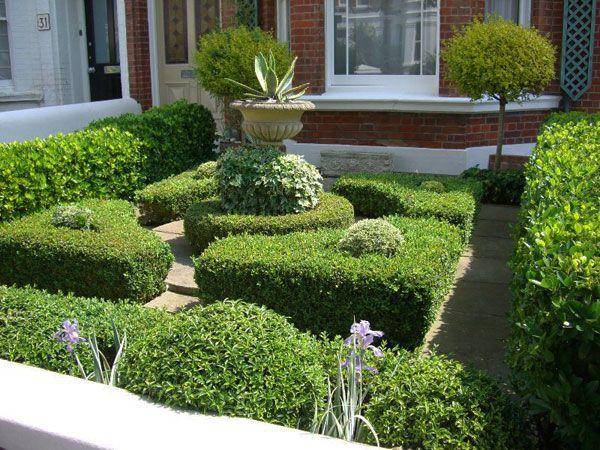 Yard: Front Gardens, Garden Ideas, Small Garden Design, Google Search, Formal Gardens, Small Gardens, Garden Design Ideas, Modern Garden