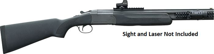 Factory New Manufacturer Part # 31089 Stoeger's Double Defense over/under shotgun is a straightforward, rugged and reliable home defense shotgun. Ideal for use in tight quarters