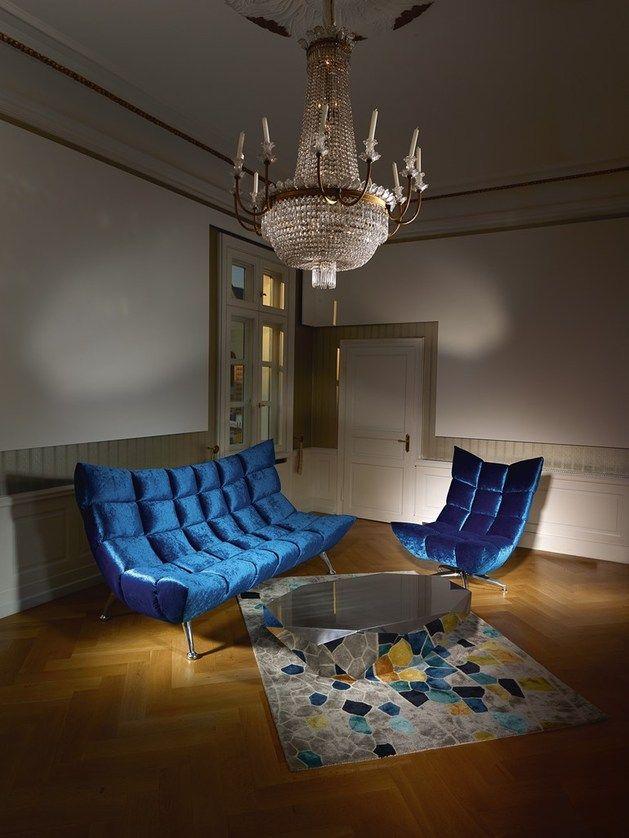 yeni model koltuk takimlari modern klasik dizaynlar hangout koleksiyon mavi