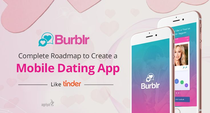 Tinder like dating apps