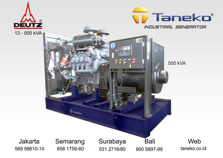 #weeklypost At frame : Genset Deutz 500 kVA Oprm Type. Deutz BF8M 1015 CP coupled with Stamford HC.I 534 D , 500 kVA Prime Power. Quality Generator Product from Taneko For Your Industrial Needs, CALL US NOW #deutz #germany #taneko #industrial #generator #genset #dieselpower #diesel #engine #madeingermany #theenginecompany #instapic #instadaily #instagram