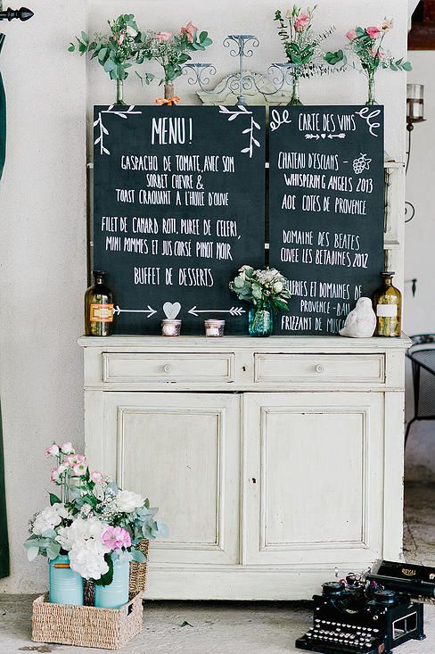 Mariage pastel en Provence