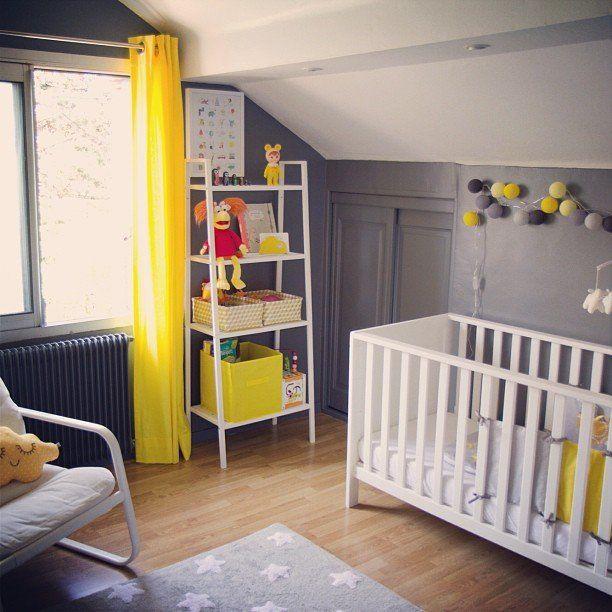 Chambre de bébé @annesotte #madecoamoi