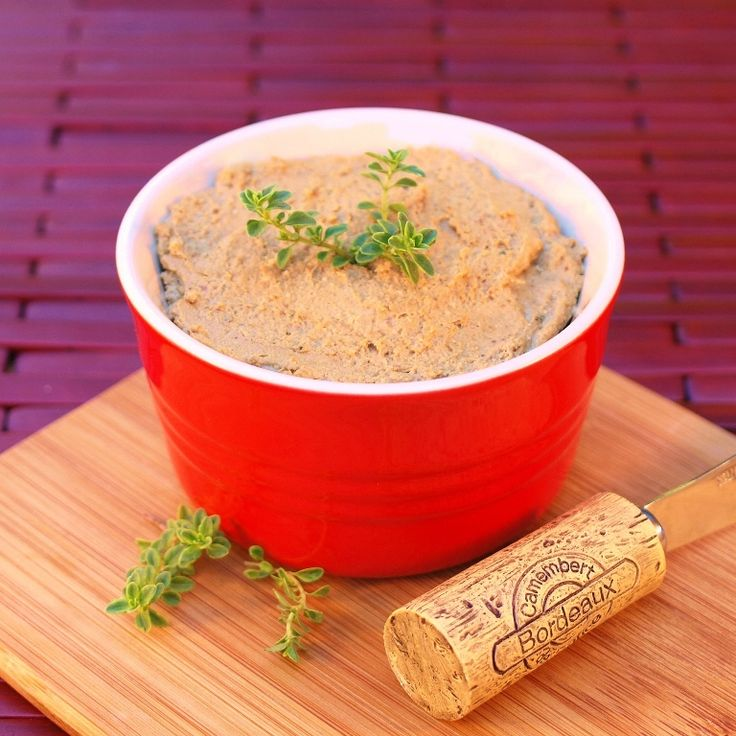 Chicken Liver Pate   Appetizers   Pinterest