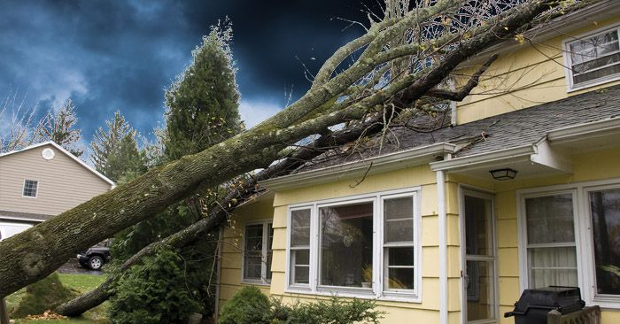 If Your Home Is Hit By A Summer Storm It S Important To Know That