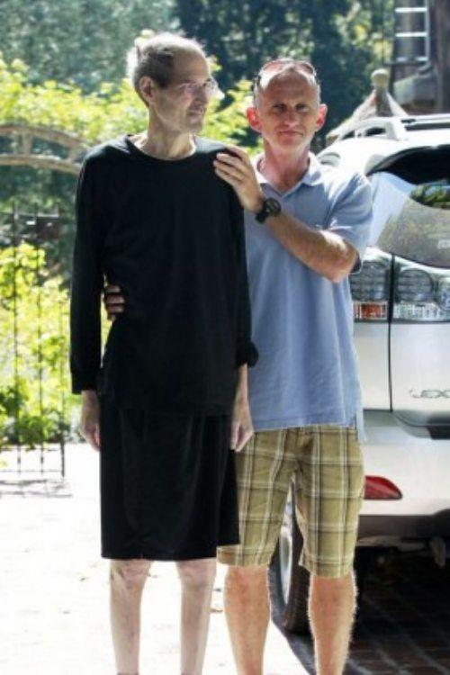 The Last Living Photo Of Steve Jobs