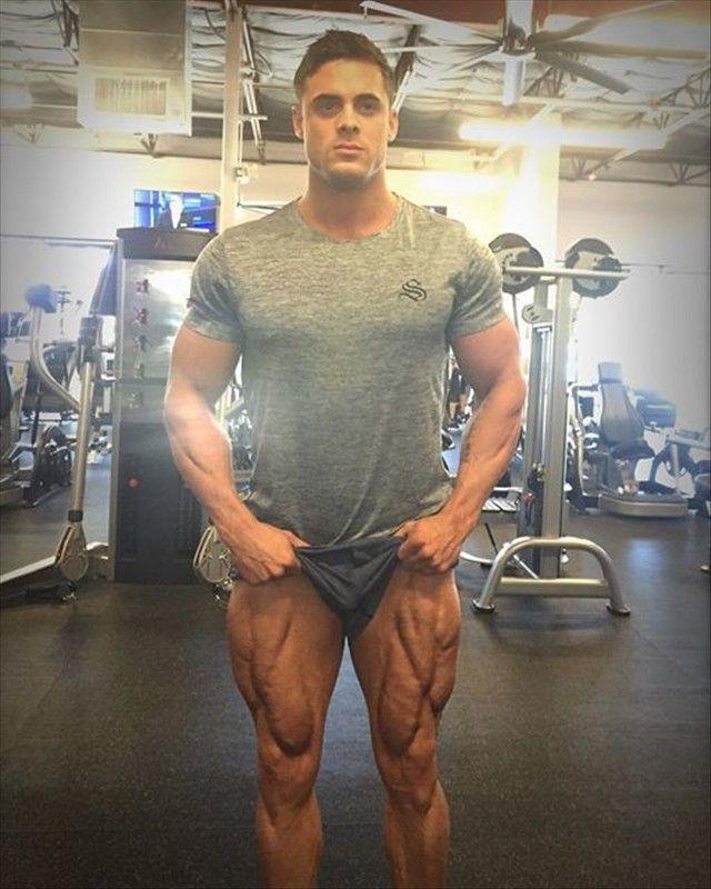 Logan franklin bodybuilder