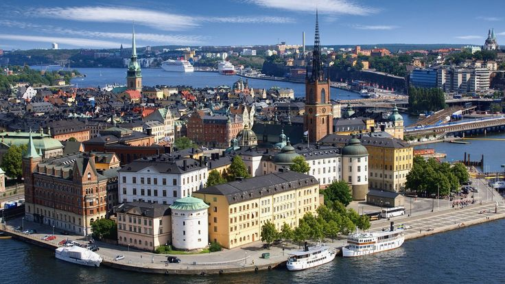 Stockholm is the capital of Sweden and the most populated city in Sweden, but having nearly 22% of Swedish population. Description from 10formation.blogspot.in. I searched for this on bing.com/images