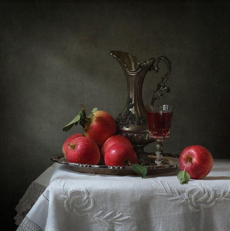 живет натюрморт с яблоками фото очередной