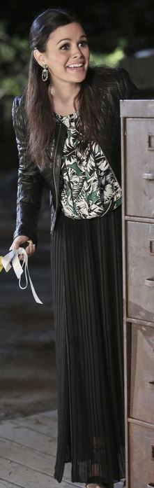 Rachel Bilson Jacket Anine Bing Shoes Chloe Earrings