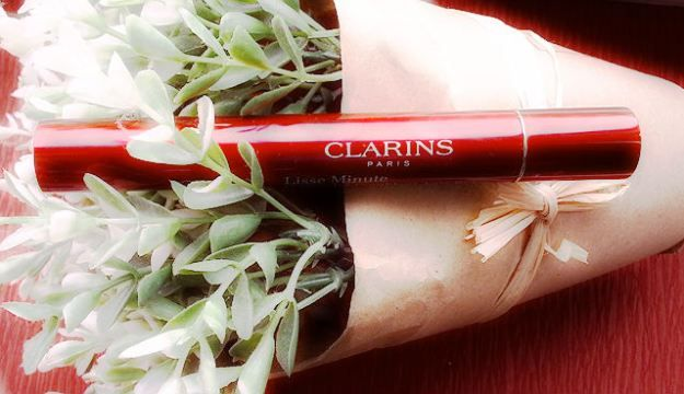 Review Clarins Lisse minute concentré comblant anti-rides