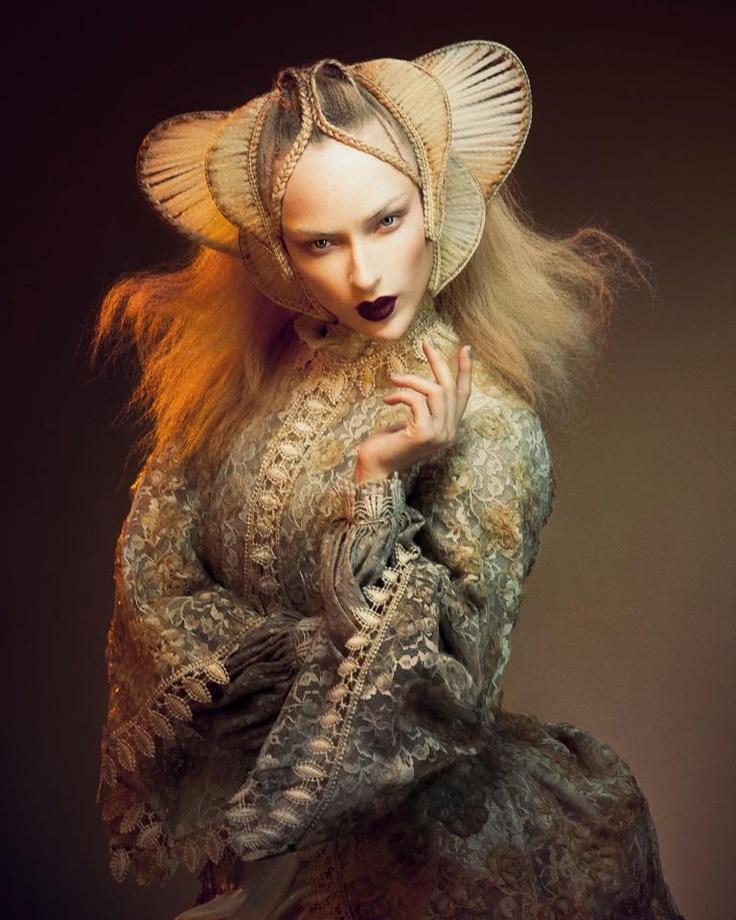 TONI Covent Garden, London UK  Hair: Indira Schauwecker  Photographer: Akio Fukushima  Make Up: Zoe Taylor