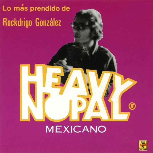 """No Tengo Tiempo"" by Heavy Nopal was added to my Discover Weekly playlist on Spotify"