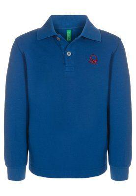 Langærmede T-shirts - blue
