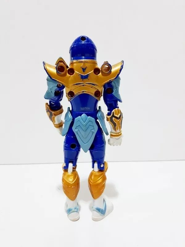 Boneco Power Rangers Solaris Bandai 2005 - Muda As Faces - R$ 29,90 em Mercado Livre