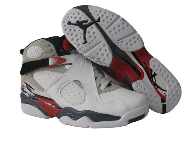 http://www.myjordanshoes.com/womens-air-jordan-8-retro-white-black-true-red-p-1246.html WOMENS AIR JORDAN 8 RETRO WHITE BLACK TRUE RED Only $69.79 , Free Shipping!