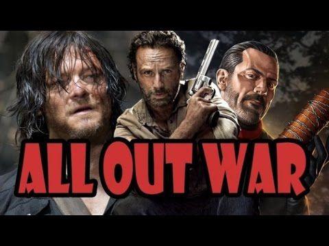 The Walking Dead saison 8 : La guerre commence !