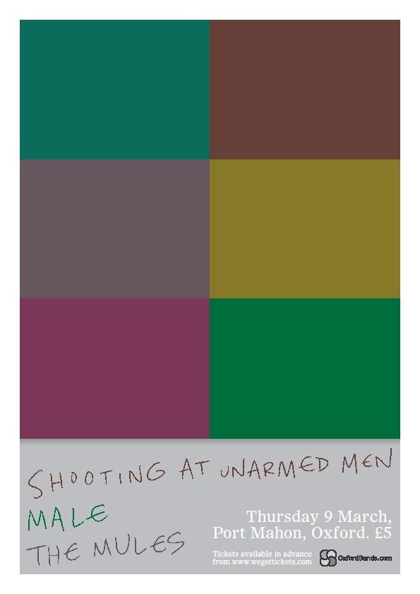 Shooting At Unarmed Men