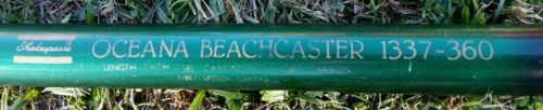 #Shakespeare #oceana #beachcaster sea fishing rod ,  View more on the LINK: http://www.zeppy.io/product/gb/2/381506919255/