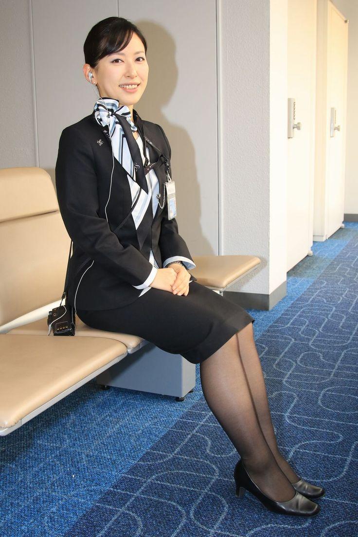 Спецуслуги японских стюардесс