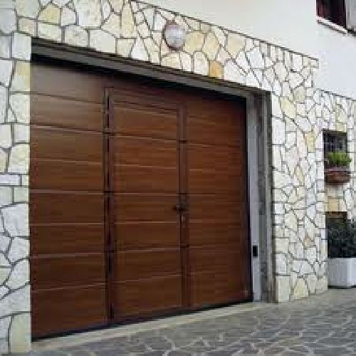17 best images about puerta y exterior on pinterest for Portones para garage