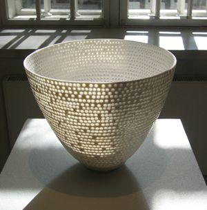 Eeva JokinenBones China, Ceramics Vessel, Rice Grains, Translucence Porcelain, Ceramics Vases, Art Ceramics, Grains Porcelain, Pottery Ceramics, Ceramics Porcelain Glasses