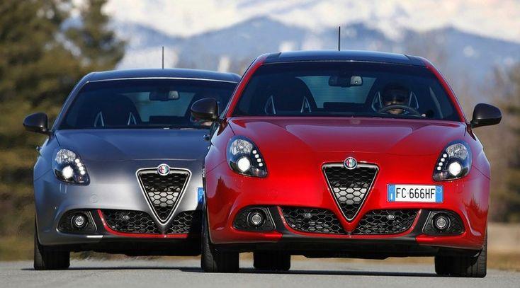 Alfa Romeo Giulietta 2016 - http://www.actualidadmotor.com/alfa-romeo-giulietta-2016/