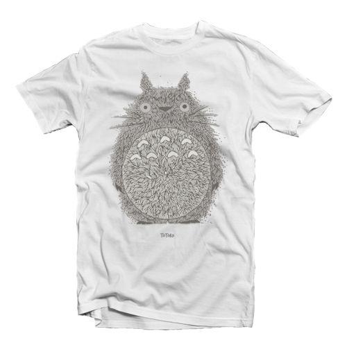 Totoro oleh xtrabold
