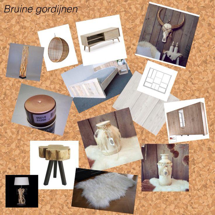 15 best Moodboard slaapkamer houtstyle en deco images on Pinterest ...