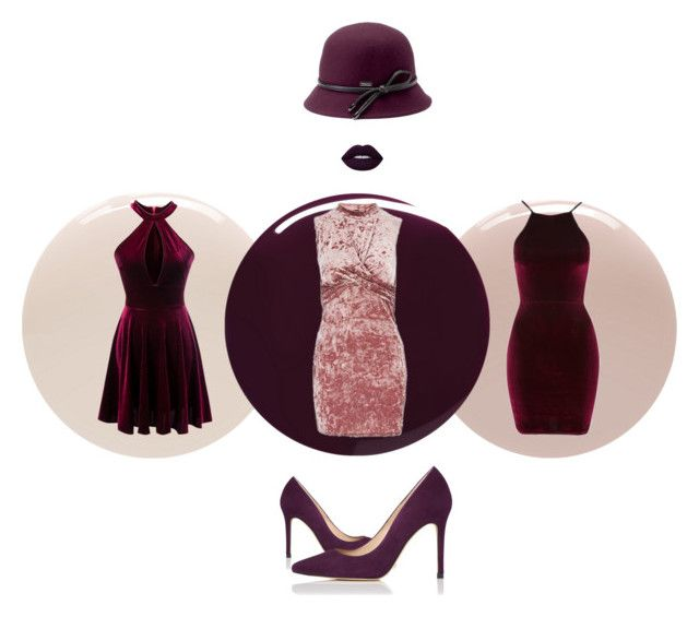 Velvety dreams by gabri-ella on Polyvore