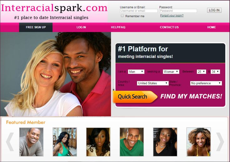 Dating site interracial free