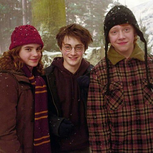 Harry potter and the prisoner of azkaban 2004 harry - Hermione granger and ron weasley kids ...