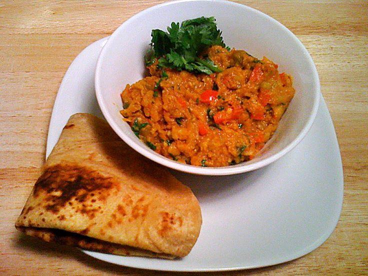 Baingan Bharta (Eggplant) | Manjula's Kitchen | Indian Vegetarian Recipes | Cooking Videos