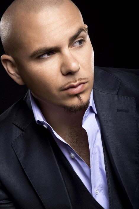 Mr. Pitbull - not sure about him but <3 his music!