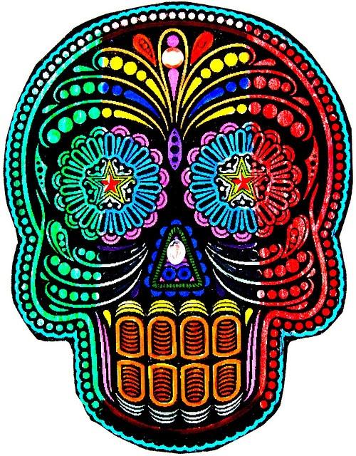 DIA DE LOS MUERTOS/DAY OF THE DEAD~ART