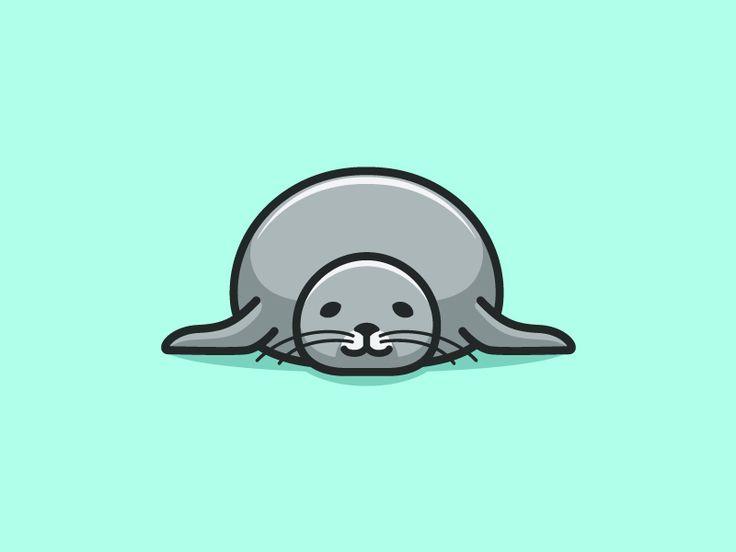 Fat Sea Lion by Alfrey Davilla | vaneltia
