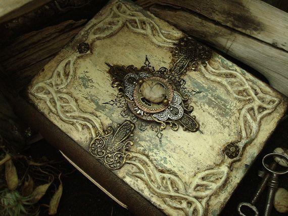 Nimloth of Eressea  Blank Journal Fantasy by AlteredAlchemy