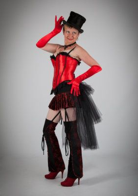 Lady Bahiga's Pin-up & Burlesque Tanz Workshops