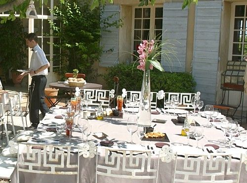 Restaurant Hotel De L  Image St Remy