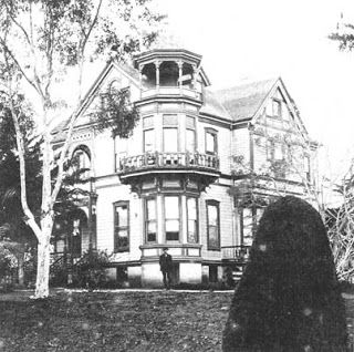 Haunted Twin Inns Carlsbad Village  On Carlsbad Boulevard and Carlsbad Village Drive, stands the haunted mansion of Carlsbad. The Victorian mansion is now home to offices and the Ocean House. For decades it was the hub of the Village and now stands watch over the paranormal city of Carlsbad. There have always been rumors that the Twin Inns was a haunted mansion with its trap-door tower and secret room.