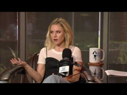 Kristen Bell says Detroit Red Wings were like 'gods' to her growing up