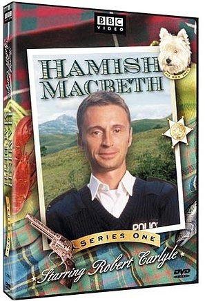 「マクベス巡査  / Hamish MacBeth」全20話。BBC製作。ロバート・カーライル主演。スコットランドのアクセント、田舎の自然、人々の暮らしが堪能できる。土着的なスピリチュアルな雰囲気とユーモアが堪らない。ウェスティー飼ったら、名前はジョック! British TV Series - Scotland's Constable Hamish Macbeth