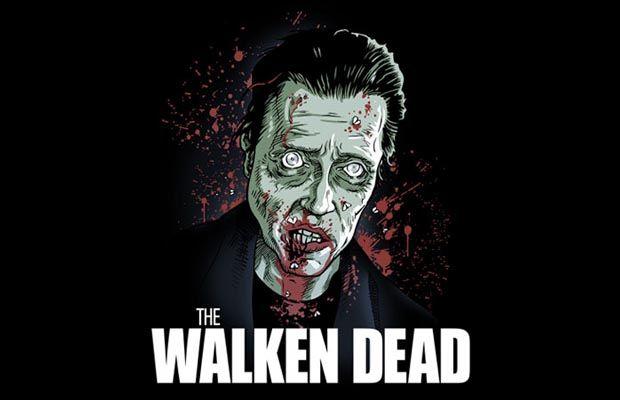 The Walken Dead T-Shirt Get yours here: http://tshirtonomy.com/go/walken-dead