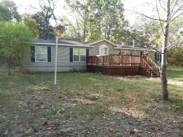 3 Bedroom 2 Bath Double Wide On A Permanent Foundation Home Sits On A Nice Shaded Wooded Lot On 9 Acres M L With A Ni Missouri Real Estate Realty Real Estate