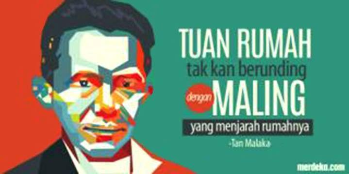 http://mdk.to/B5cK Asal usul nama Tan Malaka, pahlawan bangsa yang dilupakan